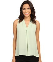Vince Camuto - Blouse with Inverted Front Pleat