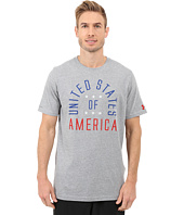 Under Armour - USA Country Pride Tri-Blend Short Sleeve Tee