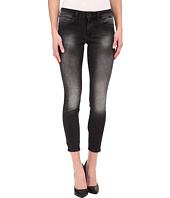 Mavi Jeans - Alexa Ankle in Black Used Gold Sporty