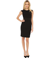 Versace Collection - Dress with Stud Waist Detail