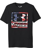 Under Armour Kids - UA Big Flag Logo Tee (Big Kids)
