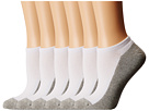Seamless Sport Low Cut 1/2 Cushion 6-Pack (Infant/Toddler/Little Kid/Big Kid/Adult)