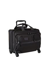 Tumi - Apha 2 - 4 Wheeled Deluxe Brief with Laptop Case