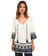 Free People - Cotton Noyal Counting Stars Tunic