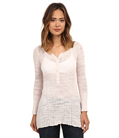 Free People - Ribbed Up Henley