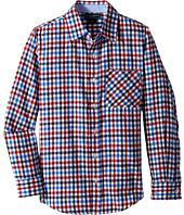 Toobydoo - Happy Checks Flannel Shirt (Infant/Toddler/Little Kids/Big Kids)