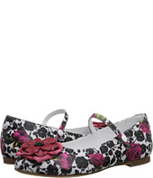 Dolce & Gabbana Kids - Floral Mary Jane (Little Kid)