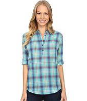 Royal Robbins - Oasis Plaid Pullover Top