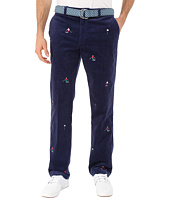 Vineyard Vines - Skier Embroidered Cord Breaker Pants