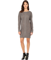 Jack by BB Dakota - Scout Diamond Cable Stitched Sweater Dress