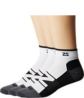 Zensah - Peek Running Sock 3-Pack