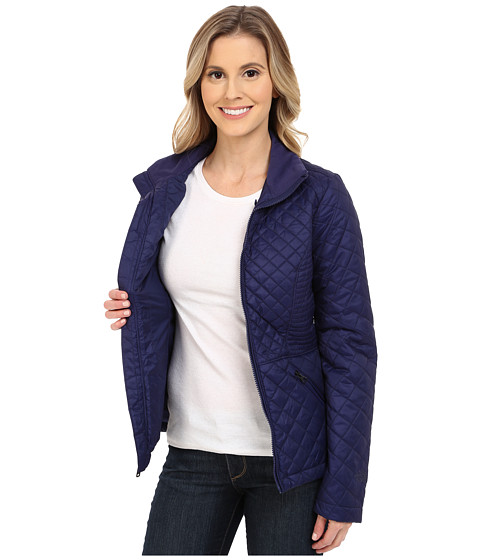 North face women's insulated luna jacket