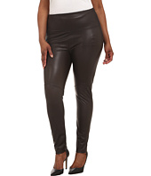 Lysse - Plus Size Vegan Leather Leggings