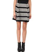 McQ - 3D Stitch Flirty Skirt
