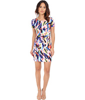 NYDJ - Gabriella Printed Crepe Dress