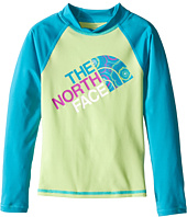The North Face Kids - Dogpatch L/S Rash Guard (Little Kids/Big Kids)