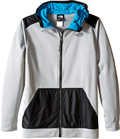 The North Face Kids - Ridge Track Hoodie (Little Kids/Big Kids)