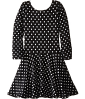 fiveloaves twofish - Judy in Dots Dress (Little Kids/Big Kids)