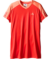 adidas Kids - Club Tee (Little Kids/Big Kids)