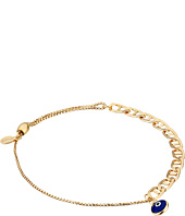 Alex and Ani - Evil Eye Flat Mariner Pull Chain Bracelet