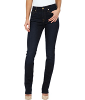 7 For All Mankind - Kimmie Straight in Slim Illusion Dark Madrid Night