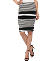 Three Dots - Pencil Skirt w/ Side Vents