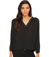 Velvet by Graham & Spencer - Aleta Peasant Top
