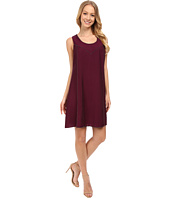 TWO by Vince Camuto - Flowy Rumple Embellished Swing Dress