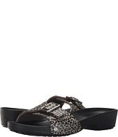 Crocs - Sarah Leopard Sandal