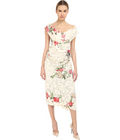 Vivienne Westwood - Lotus Flower Lace Cocotte Red Carpet Dress