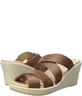 Crocs - A-Leigh Crisscross Wedge