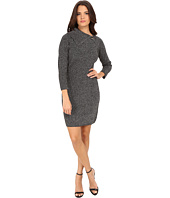 Calvin Klein - Envelop Neck Sweater Dress