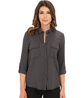 Mavi Jeans - Button Down Shirt with Check Pockets