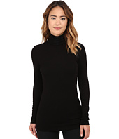 Michael Stars - 2x1 Rib Long Sleeve Turtleneck