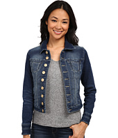 Jag Jeans Petite - Petite Savannah Jacket in Forever Blue Knit Denim