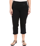 Jag Jeans Plus Size - Plus Size Echo Crop in Dolce Twill