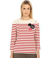 Marc by Marc Jacobs - Breton Stripe Top