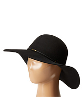 SCALA - Wool Floppy Hat with Wax Cord Trim