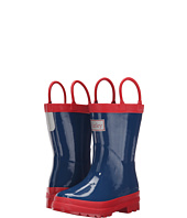 Hatley Kids - Navy & Red Rainboots (Toddler/Little Kid)