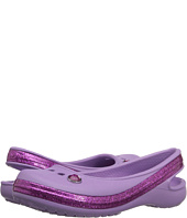 Crocs Kids - Genna II Sparkle Band Flat GS (Toddler/Little Kid/Big Kid)