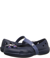 Crocs Kids - Keeley Springtime Flat PS (Toddler/Little Kid)