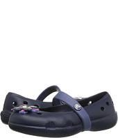 Crocs Kids - Keeley Springtime Flat PS (Toddler/Little Kid)