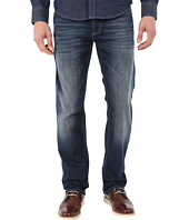 Mavi Jeans - Zach Regular Rise Straight in River Blue White Edge