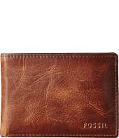 Fossil - Derrick Front Pocket Bifold