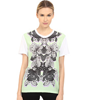 Just Cavalli - Printed Panel T-Shirt Chimera Print