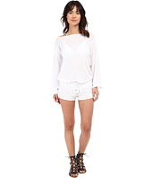 Vitamin A Swimwear - Solana Romper Cover-Up
