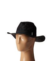 BCBGMAXAZRIA - Lace Overlay Hat