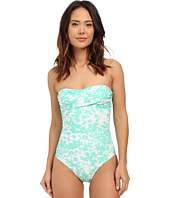 Shoshanna - Beach Vine Twist One-Piece