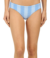 Shoshanna - Ombre Textured Stripe Hipster Bottoms