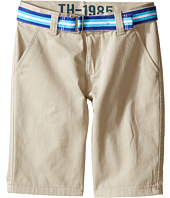 Tommy Hilfiger Kids - Chester Twill Shorts (Toddler/Little Kid)